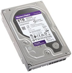 Жорсткий диск Western Digital Purple 8TB 256MB WD81PURZ 3.5 SATA III