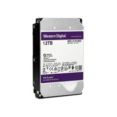 Жорсткий диск Western Digital Purple 12TB 256MB WD121PURZ 3.5 SATA III