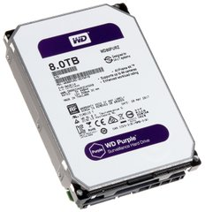 Жорсткий диск Western Digital Purple 8TB 128MB WD80PURZ 3.5 SATA III