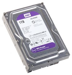 Жорсткий диск Western Digital Purple 1TB 64MB WD10PURZ 3.5 SATA III