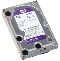 Жорсткий диск Western Digital Purple 4TB 64MB WD40PURZ 3.5 SATA III